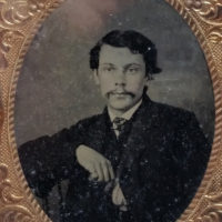 Unidentified Daguerreotype from AM #1671