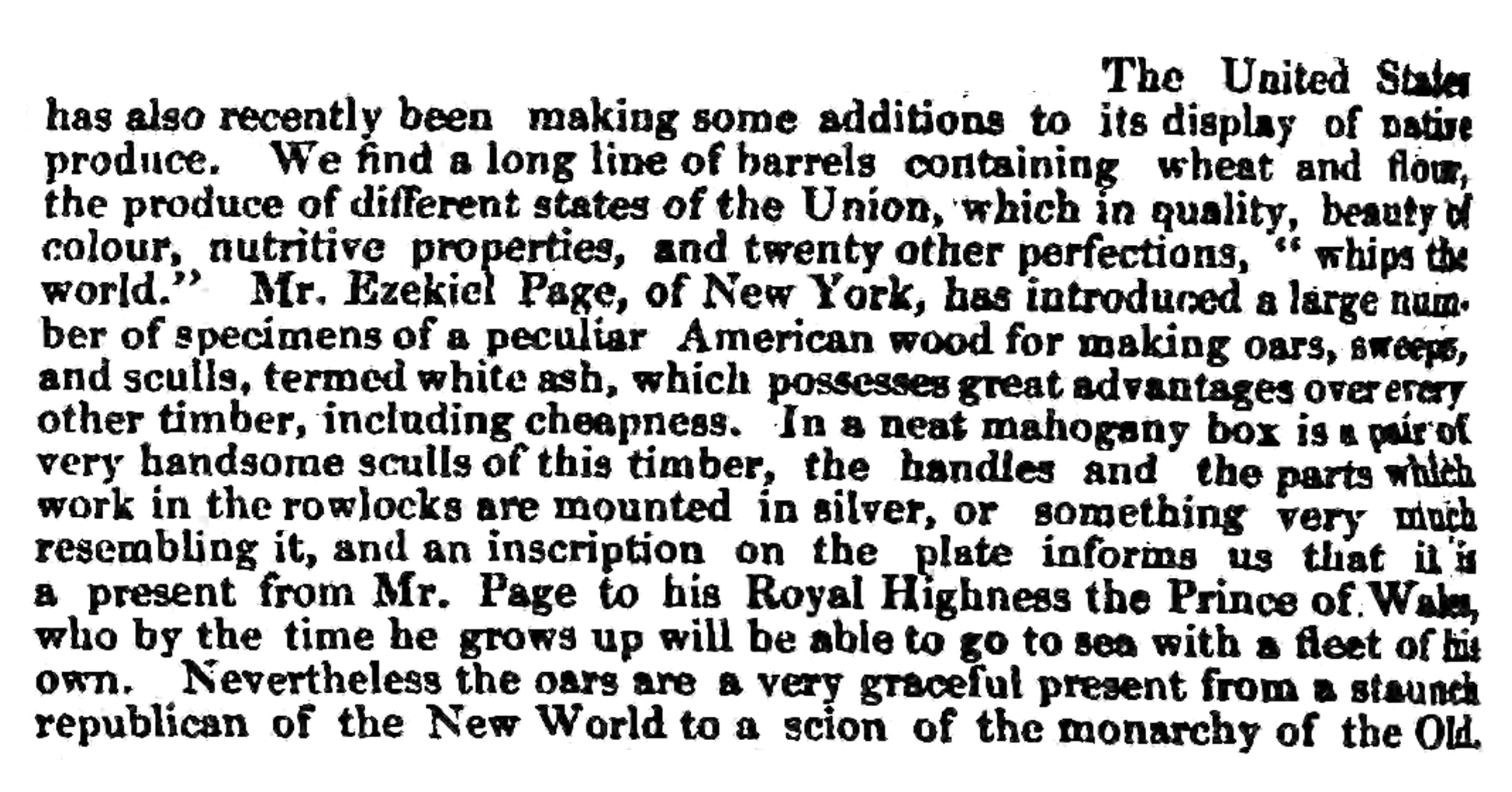 1851-08-17 The Observer (London, England) Sun Aug 17, 1851, p4