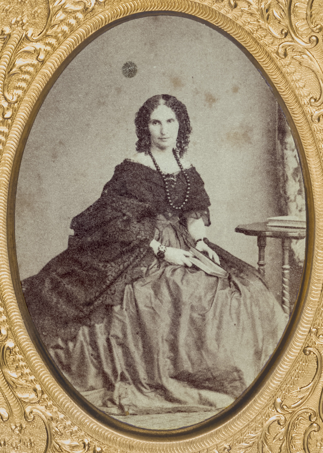 Harriet LeBlond (1825-1892)