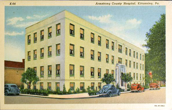 Armstrong County Hospital, Kittanning, PA