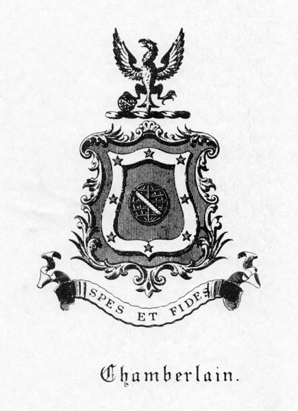 Chamberlain Coat-of-Arms