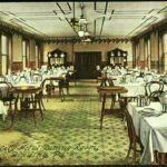 City Hotel Dining Room, Reading, PA