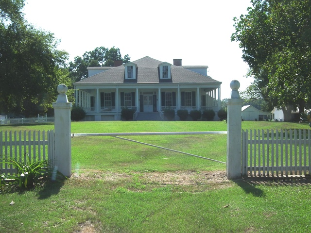 The Clifton Plantation, Carroll County, Mississippi ...