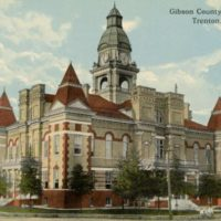 Gibson County Courthouse, Trenton, TN