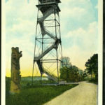 Observation Tower on Oak Ridge, Gettysburg, PA