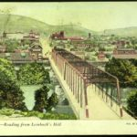 Reading from Leinbach's Hill, Reading, PA