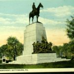 Virginia State Monument, Gettysburg, PA